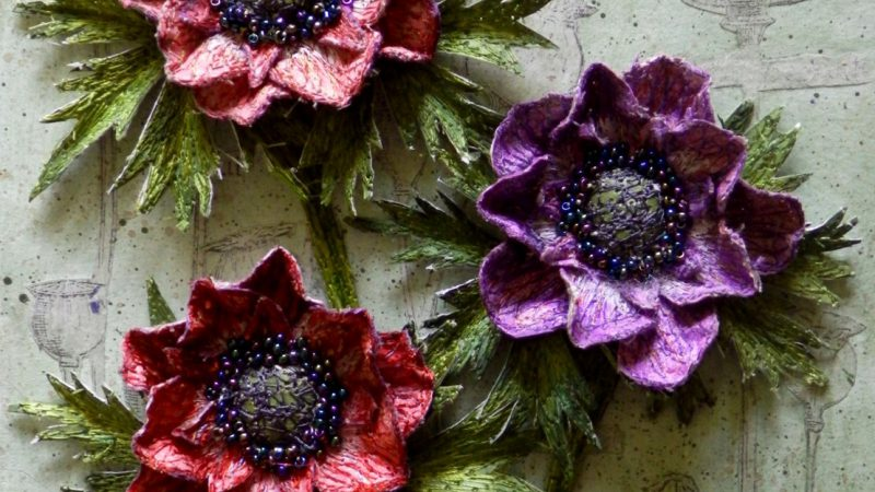 Perfect Pin Picture Party - Anemones II