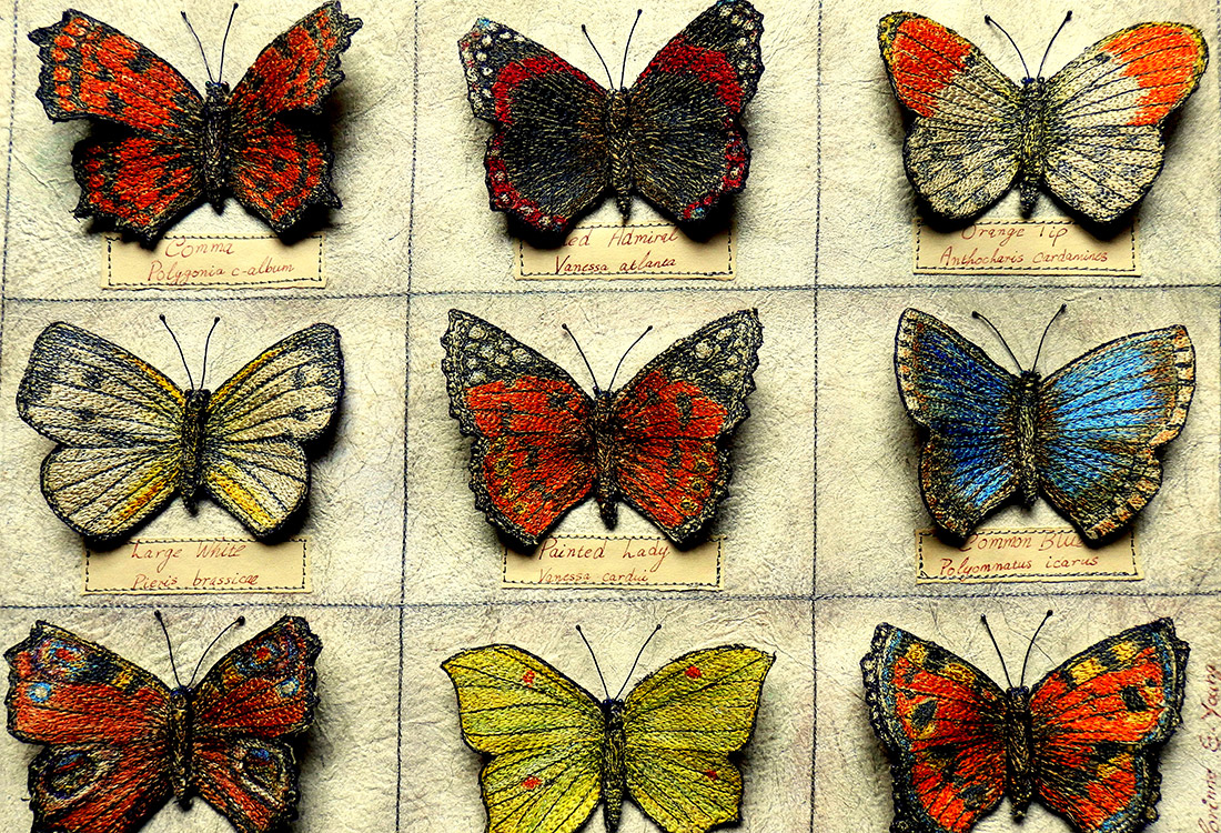 Corinne Young - Papillon (Butterfly Collection)