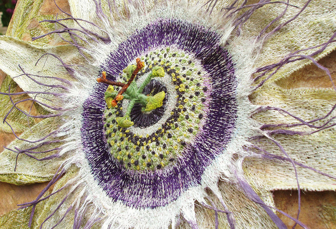 Corinne Young - Passion Flower