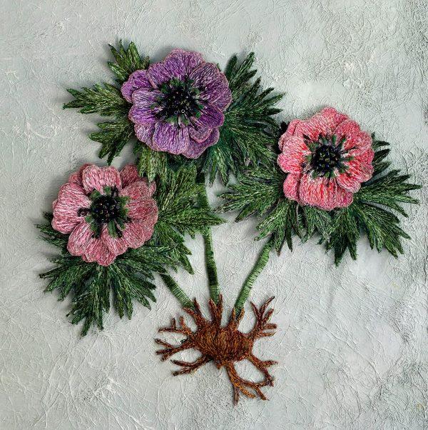 Anemones (Detail)