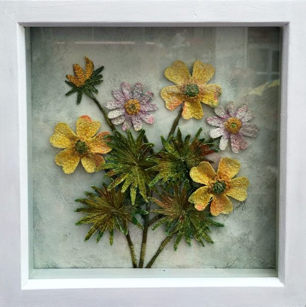 Buttercups and Daisies (Frame)