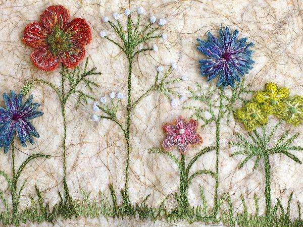 Poppy Meadow - Small (Detail)