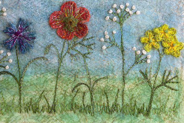 Summer Meadow - Small (Detail)