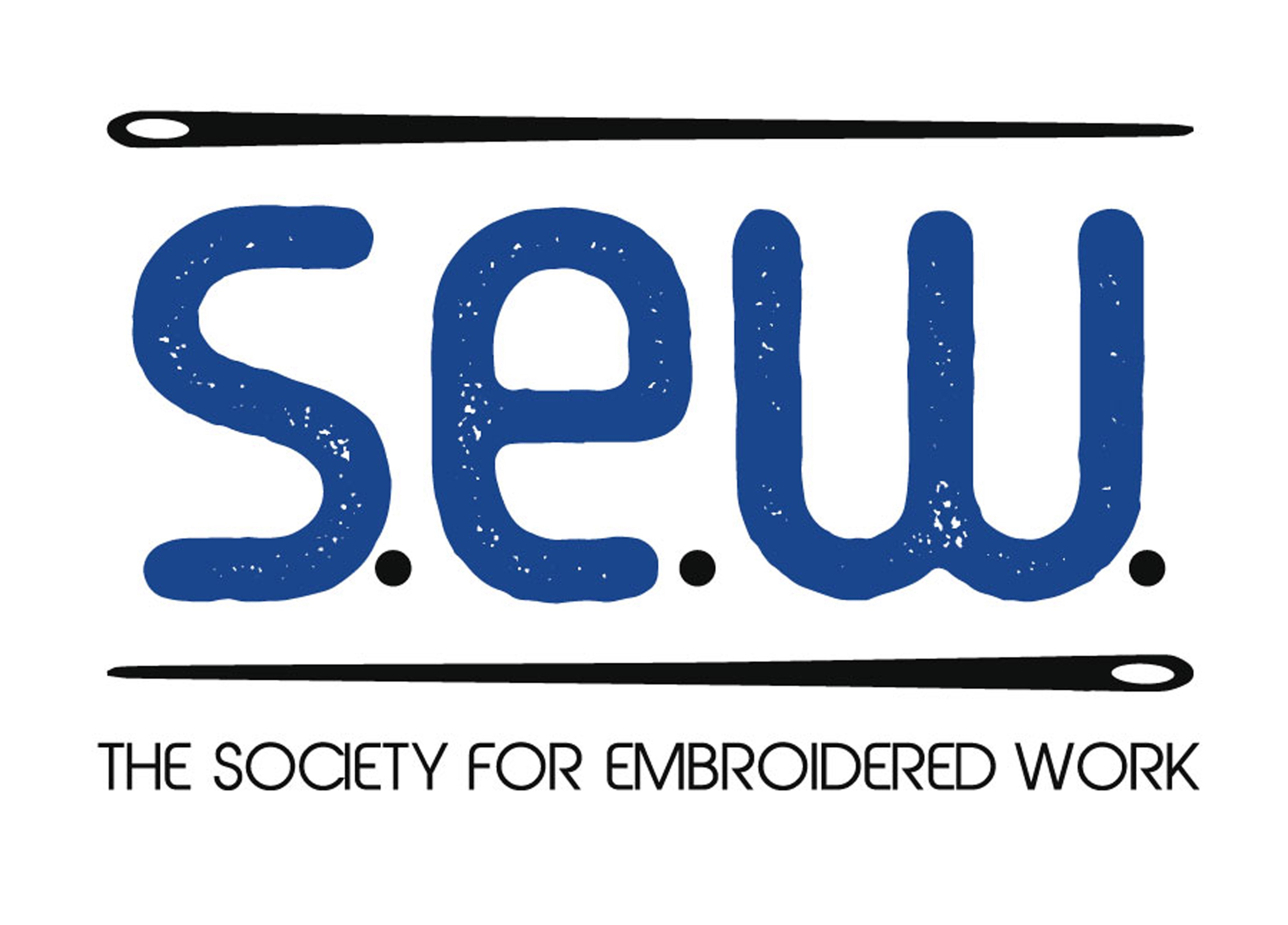 Logo - Society for Embroidered Work