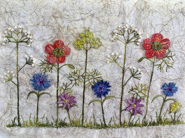 Poppy Meadow Large (Detail)