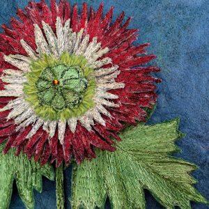 Framed Textile Art