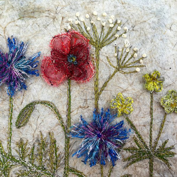 Poppy Meadow (Detail)