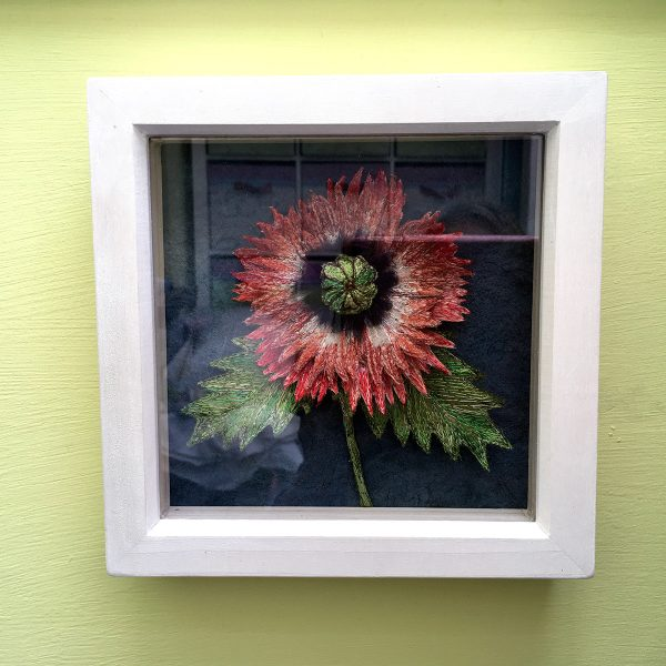 Red Poppy (Frame)