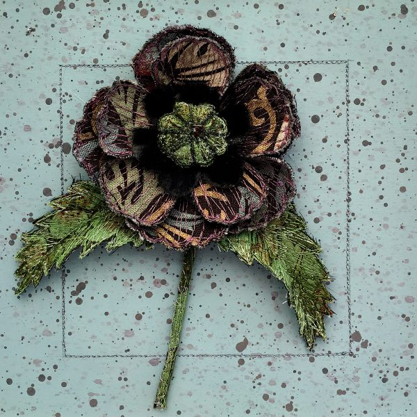 William Morris Poppy I