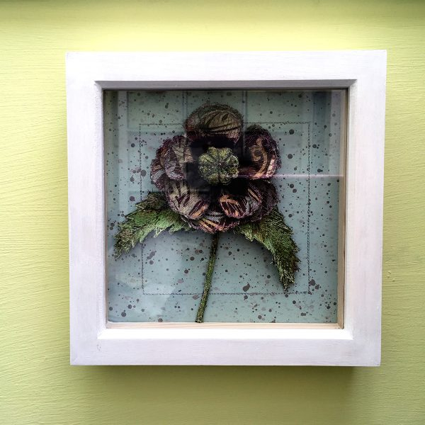 William Morris Poppy I (Frame)
