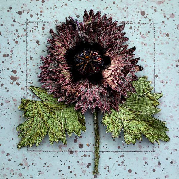 William Morris Poppy II