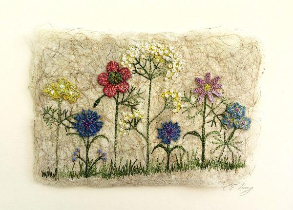 Poppy Meadow II (Small)